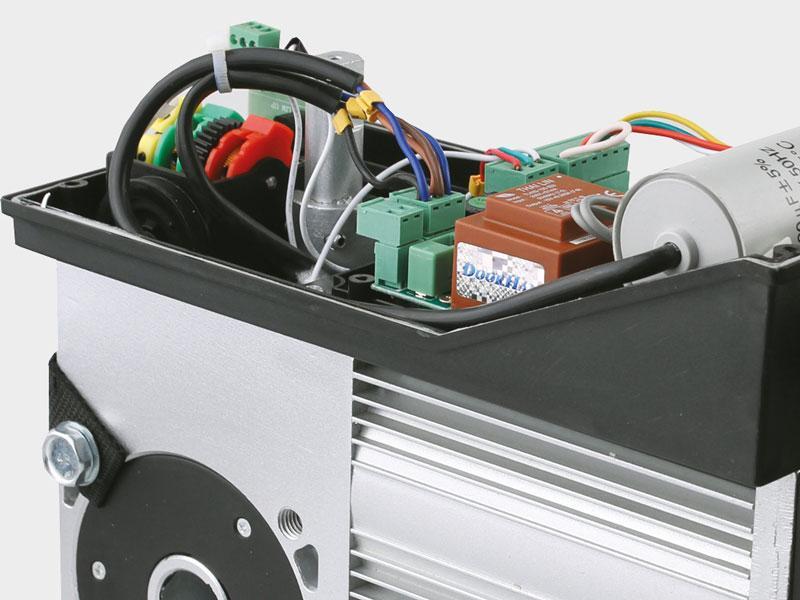 Doorhan Shaft-60 IP65KIT привод промышленных ворот