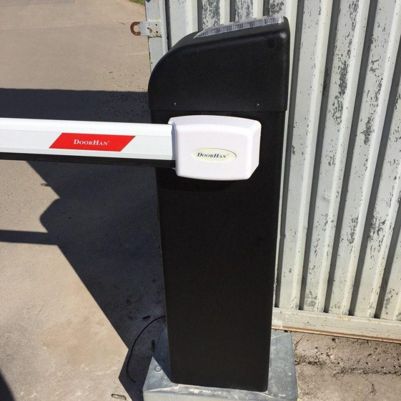 Doorhan Barrier-PRO-RPD тумба автоматического шлагбаума