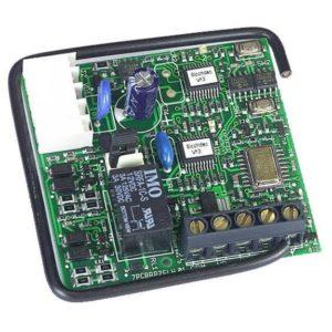 FAAC 787730 радиоприемник встраиваемый RP 868 SLH