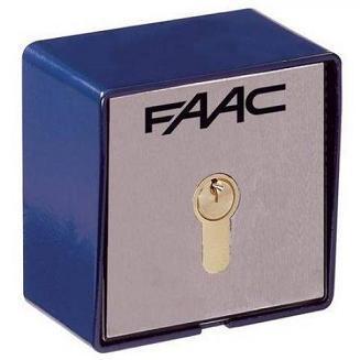 Ключ выключатель Т10 Е FAAC (401019xxx)