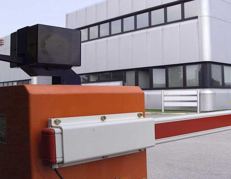 FAAC 640 STD тумба шлагбаума (до 7 м.)