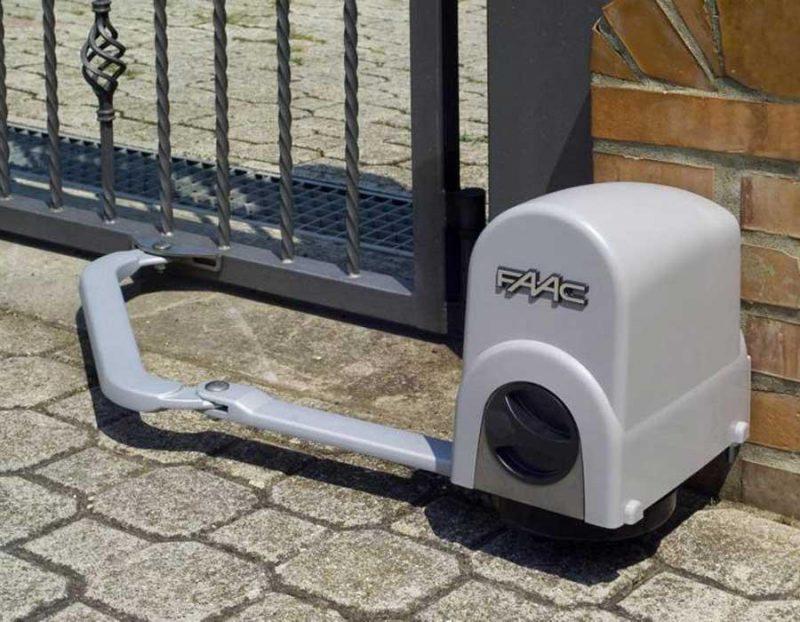 Faac 391 (104577) рычажный привод для распашных ворот