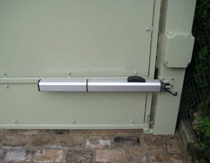 Faac 400 LONG CBAC (10420277) гидравлический привод для распашных ворот