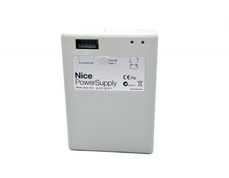 NICE PS124 аккумуляторная батарея