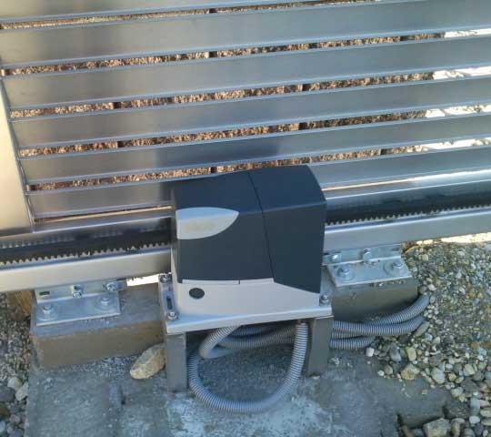 NICE RD400KIT2 привод для откатных ворот