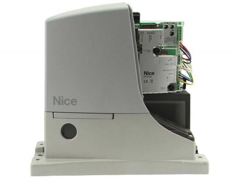 NICE ROX 600 KСЕ привод для откатных ворот