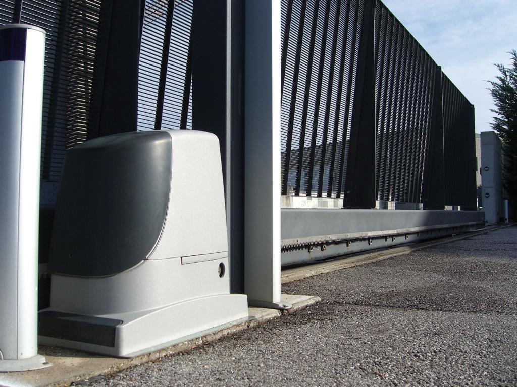 NICE RUN 1500 KIT привод для откатных ворот