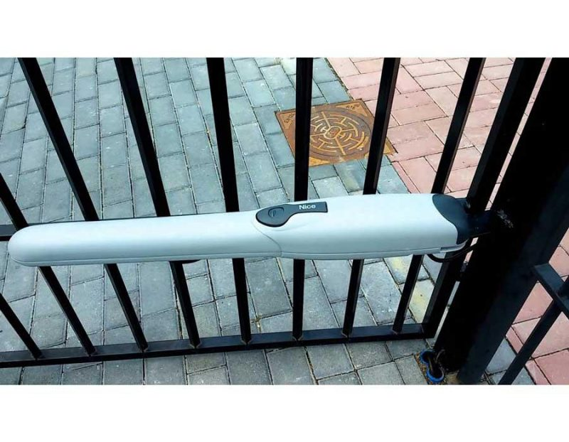 NICE WINGO4024BDKCE автоматика для распашных ворот