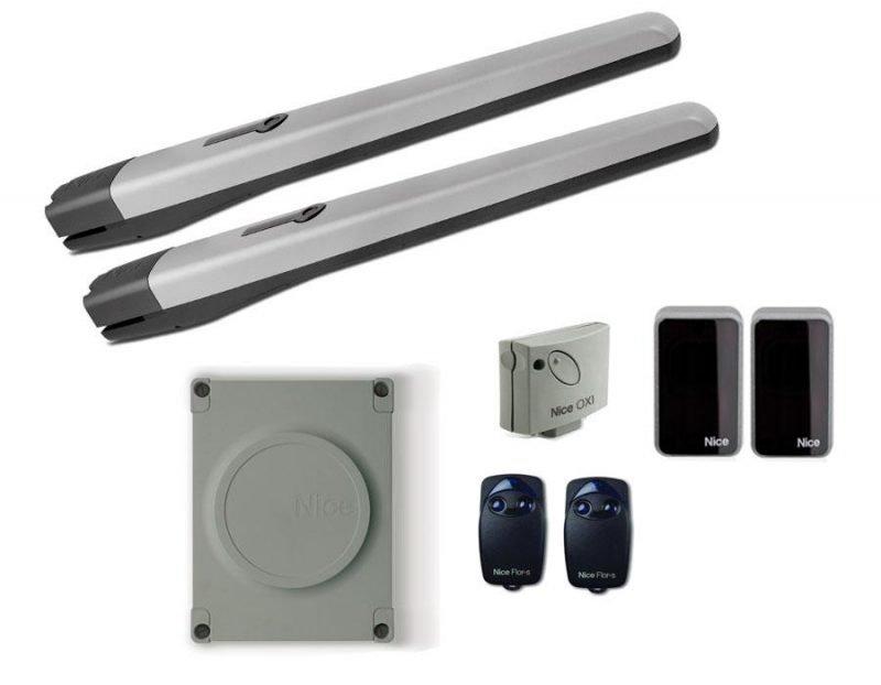 Автоматика для распашных ворот NICE TOONA 5016KIT1