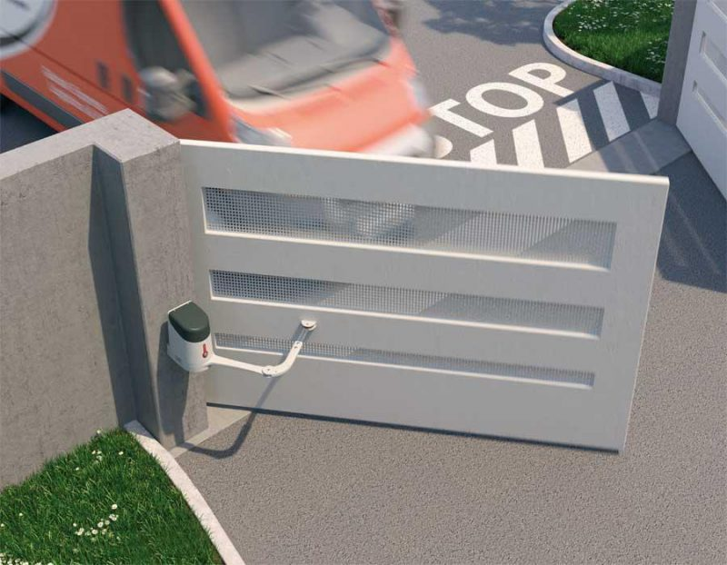 Nice HKHSBDKIT2 автоматика для распашных ворот
