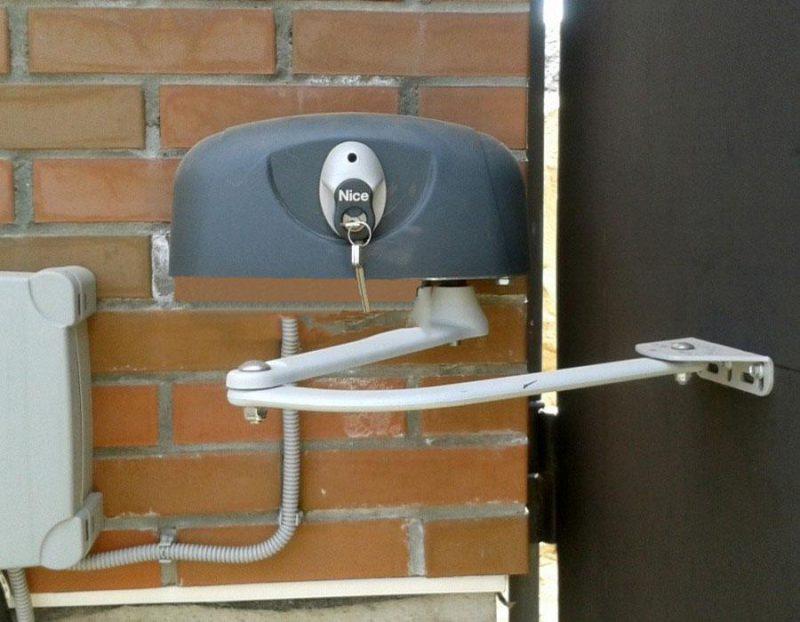Nice HY7005KIT1 автоматика для распашных ворот