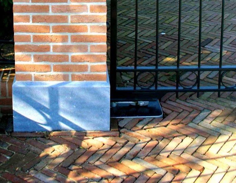 NICE BIG-FAB 5024KIT автоматика для распашных ворот