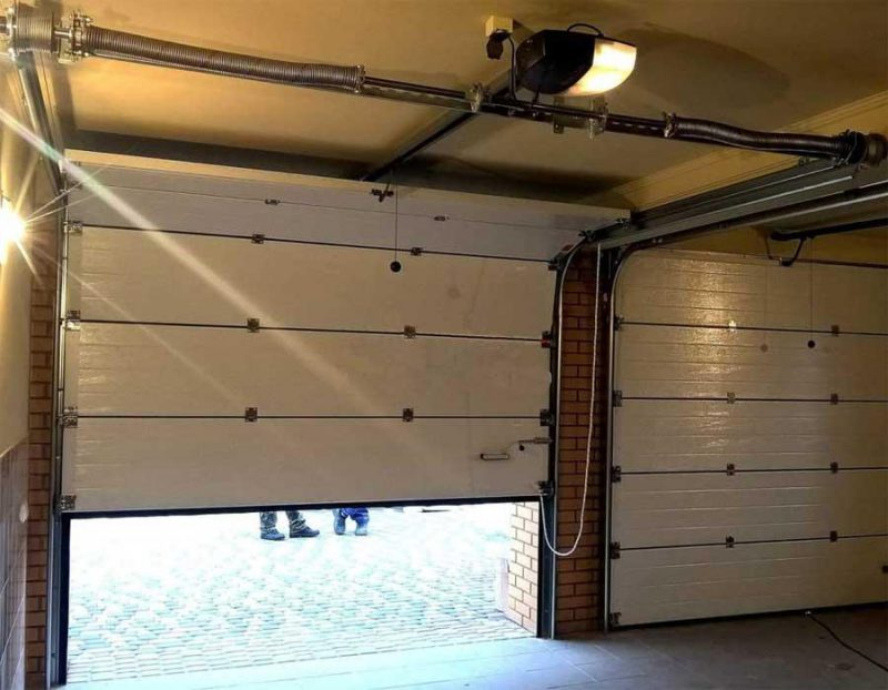 Nice SN6041BDKCE комплект автоматики для гаражных ворот