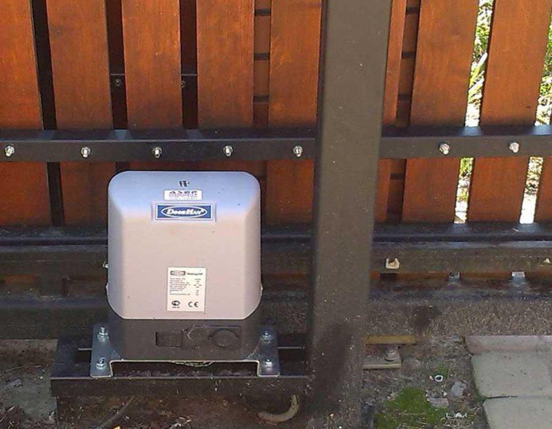DOORHAN SLIDING-500KIT автоматика для откатных ворот (комплект)