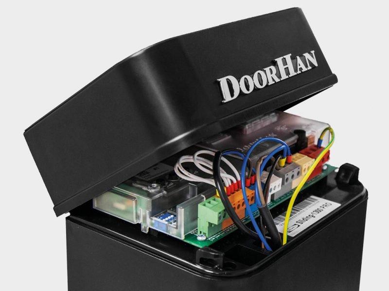 DOORHAN SLIDING-1300PRO привод для откатных ворот