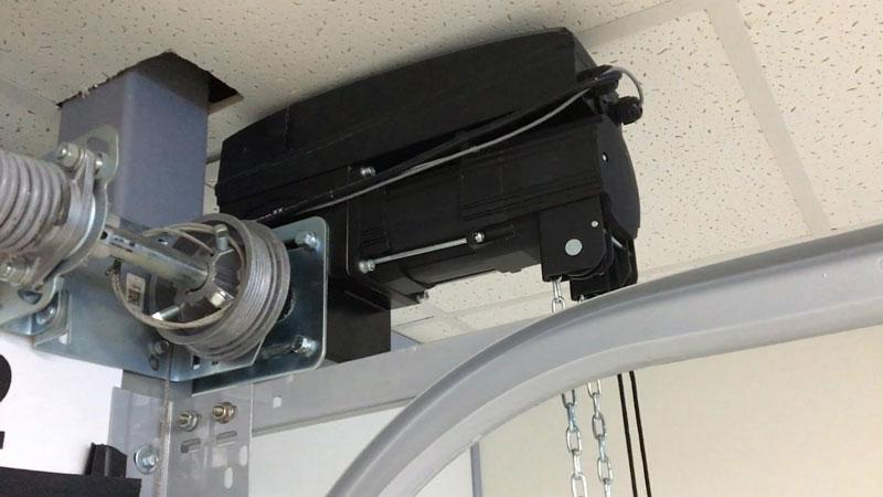 Doorhan Shaft-50PRO KIT привод промышленных ворот