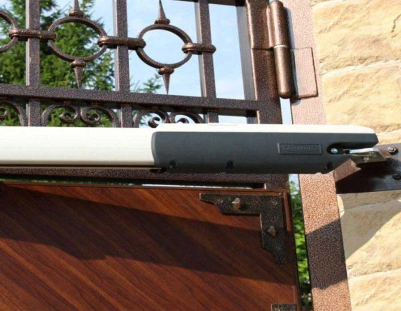 SW-5000KIT автоматика для распашных ворот