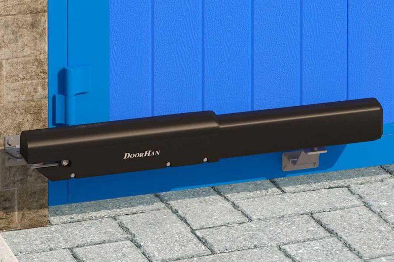 SW-5000PROKIT комплект автоматики для распашных ворот