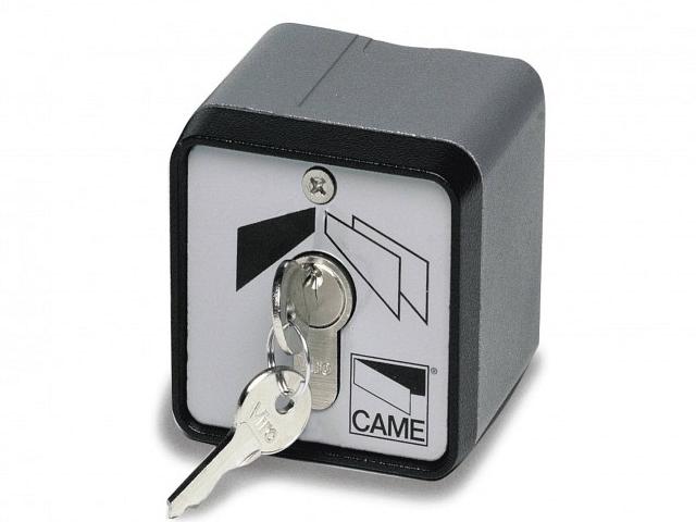 Came 001SET-J Ключ-выключатель