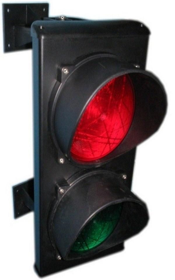 Came C0000710.2 светофор светодиодный, 2-секционный, красный-зелёный 220В