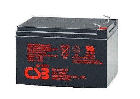 CAME SCB12-1,2 аккумулятор 12 В, 1,2 Ач