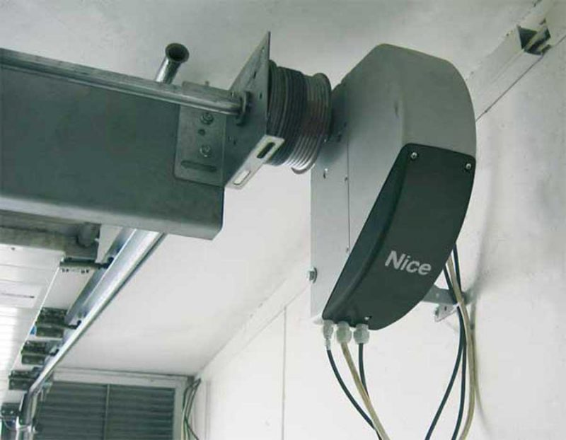 Nice SUMOVVKIT1 комплект автоматики для гаражных ворот