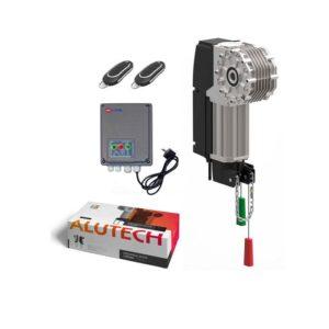 Alutech TR-5024-230KIT автоматика для промышленных секционных ворот