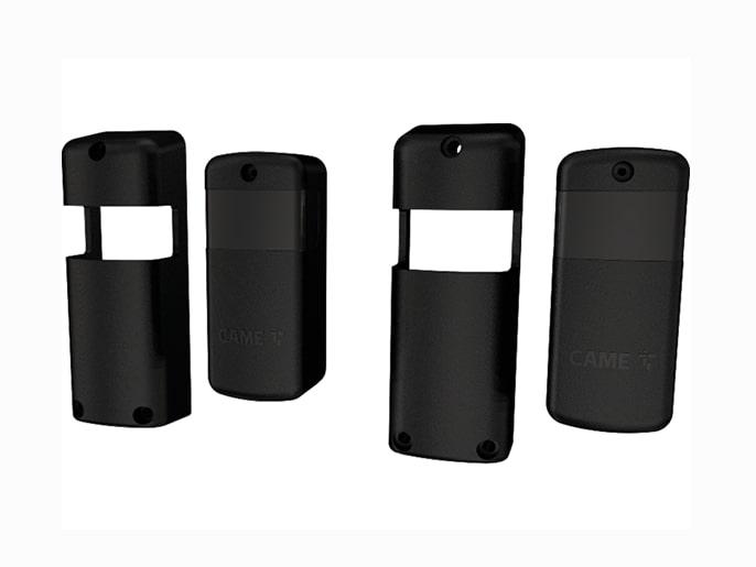 DXR20CAM — Комплект накладных, регулируемых фотоэлементов с защитой из алюминиевого сплава, дальность 20 м