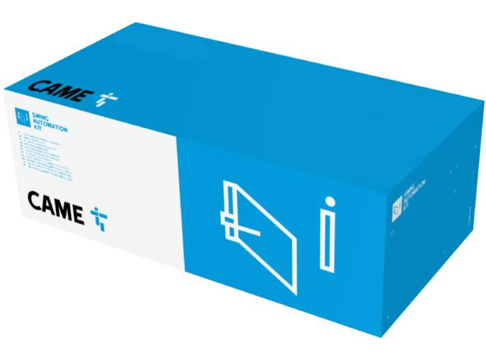 CAME FAST — комплект автоматики для распашных ворот с широкими колоннами (001U1853RU)