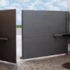 CAME ATI 3000 — комплект 001U7088RU автоматики для распашных ворот с радиоуправлением и фотоэлементами безопасности