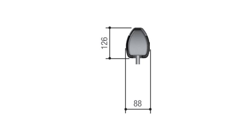CAME ATI 3024N — комплект автоматики распашных ворот для интенсивного использования