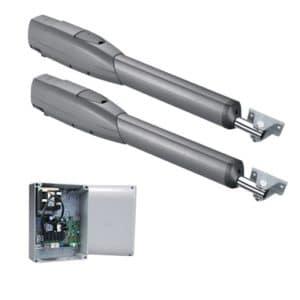 CAME ATS50DGS — комплект высокоинтенсивной автоматики для распашных ворот со створками длиной до 5 метров