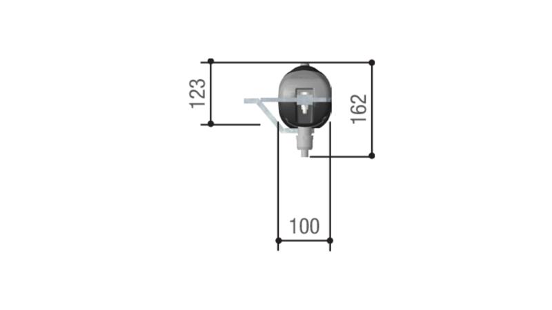 CAME AXO 7 — комплект приводов для широких распашных ворот с бесшумным и плавным ходом