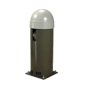 CAME CAT-X24 — колонна цепного барьера с приводом 24В и редуктором