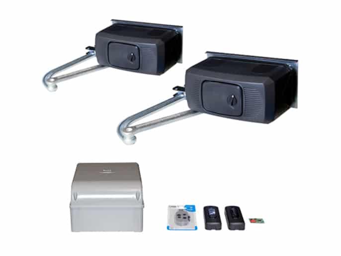 CAME FERNI — комплект 001U1276RU автоматики распашных ворот для установки на столбах больших размеров