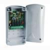 CAME RBE4024 — Радиодекодер внешний двухчастотный 4-х канальный (12-24 В AC/DC), IP54, 3000 передатчиков