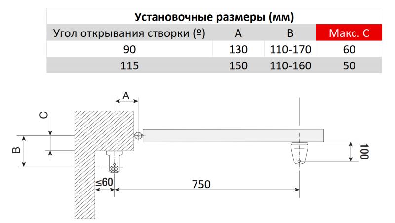 CAME AXI — комплект автоматики с приводами SWN25B для интенсивного использования