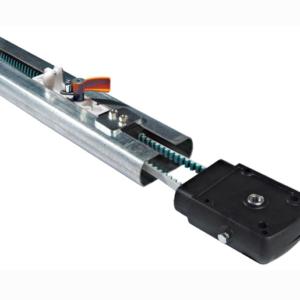 CAME V0686 — профиль направляющий с ременной передачей для ворот высотой до 2,7 м