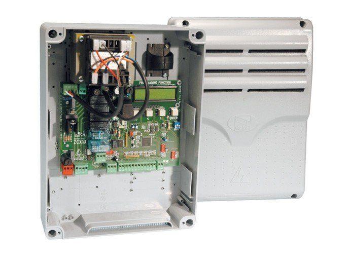 CAME ZL19NA — блок управления многофункциональный для подъемно-поворотных ворот
